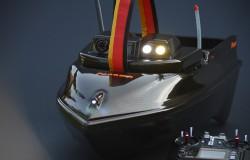 Futterboot Licht