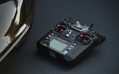 Futterboot Transmitter