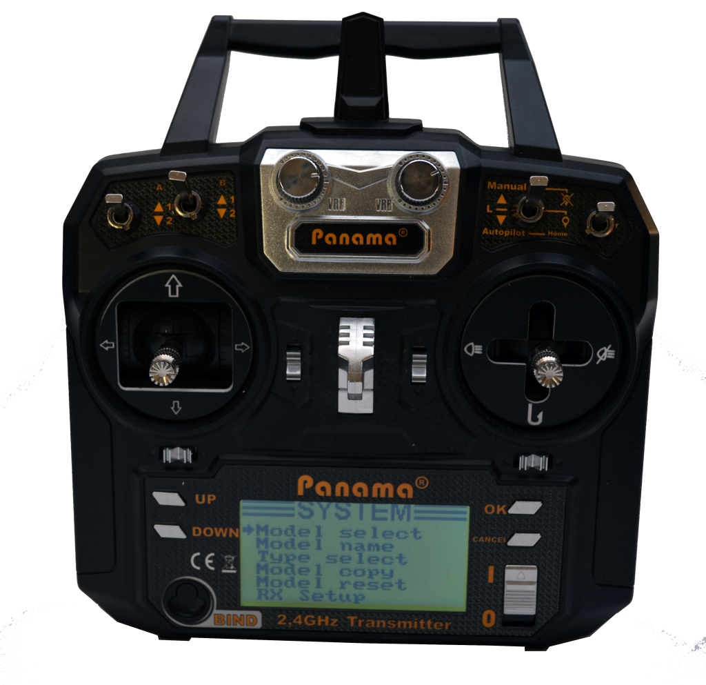 Panama Autopilot Fernsteuerung