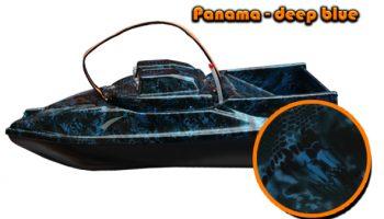 Panama deep blue