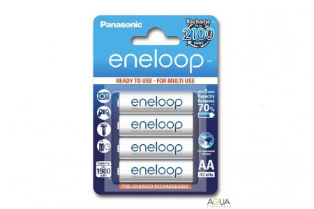 Panasonic Batterie (wiederaufladbar)