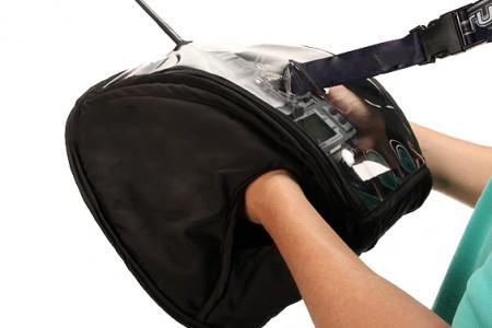 Tasche für Batterien (wasserdicht)