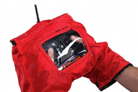 Tasche für Batterien (Gegenständig zu Feuer)